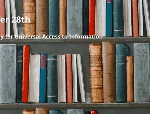 28 Σεπτέμβρη: Διεθνής Ημέρα Παγκόσμιας Πρόσβασης στην Πληροφόρηση